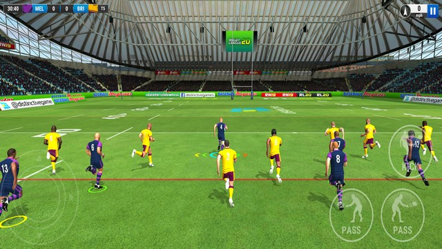 Rugby League 20 - best game for iPhone