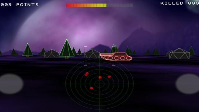 Tanks! - jeu rétro pour iPhone
