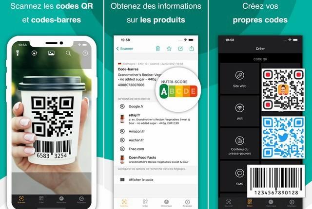 TeaCapps QR Code & Barcode Scanner