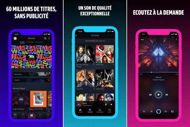 Amazon Music - alternative to Google Play Music