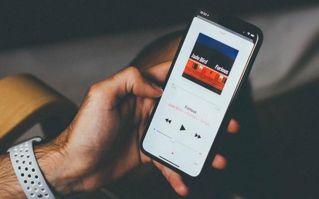 Combien de données consomme Apple Music
