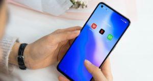 Comment faire une capture écran sur un smartphone Oppo
