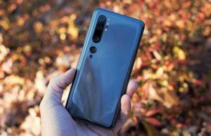 Comment faire une capture écran sur un smartphone Xiaomi