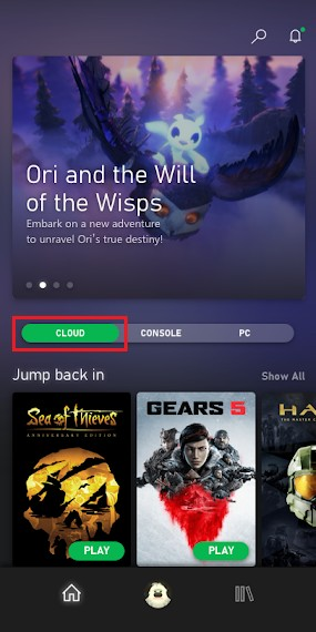 Jouer à des jeux sur Android avec le Xbox Game Pass