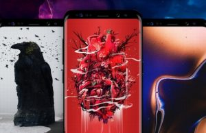 Les applications de fond d'écran 4K et QHD pour Android