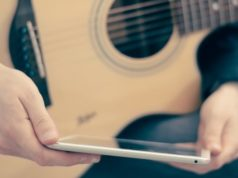 Les meilleures applications d'accordeur de guitare pour iPhone