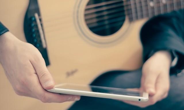 Les meilleures applications d'accordeur de guitare pour iPhone