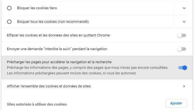 Rendre votre Google Chrome plus fonctionnel