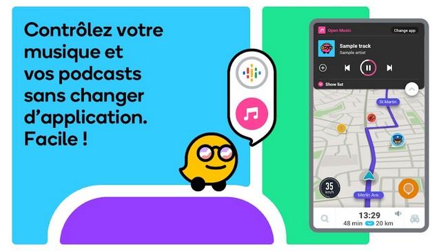 Waze - applications de été pour Android