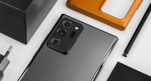 Comment changer le taux de rafraîchissement sur Galaxy Note 20