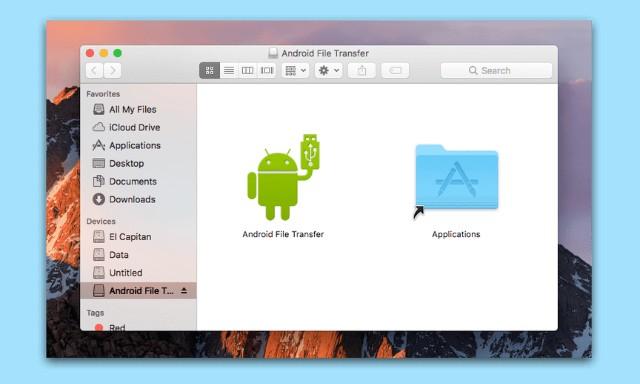 Les meilleures alternatives à Android File Transfer pour Mac
