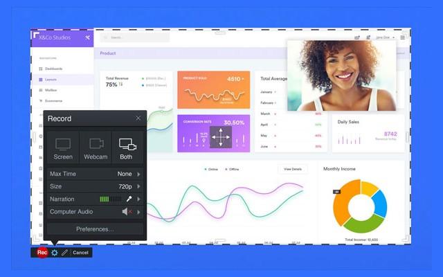 Screencast-O-Matic - le meilleur logiciel de capture vidéo