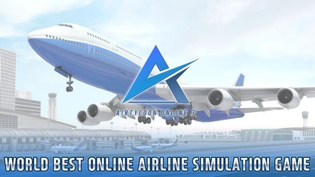 AirTycoon Online 3 - meilleur simulateur de vol