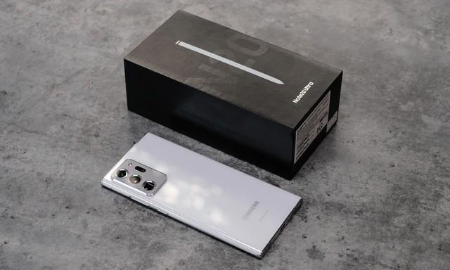 Comment faire une capture d'écran sur Galaxy Note 20
