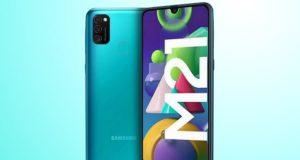 Comment cacher des photos ou des vidéos sur le Galaxy M21