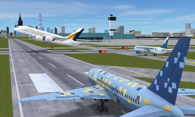 Les meilleurs simulateurs de vol pour iPhone