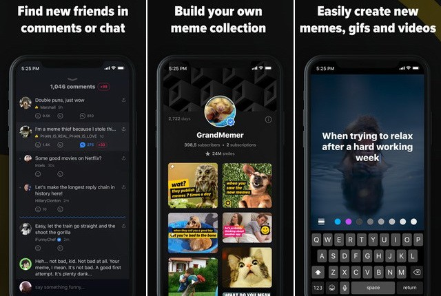 iFunny - meilleures applications amusantes