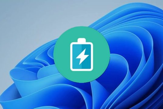 Comment activer le mode économie d'énergie sur Windows 11