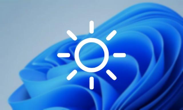 Comment changer la luminosité de l'écran sur Windows 11