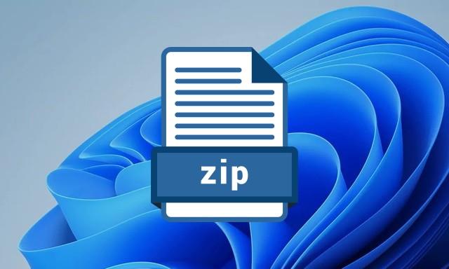 Comment décompresser un fichier zip sous Windows 11