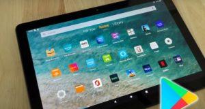 Comment installer le Google Play Store sur Amazon Fire