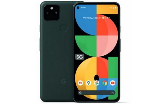 Google Pixel 5a - meilleur smartphone pour la photo