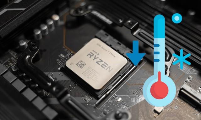 Windows 10 : Comment vérifier la température d'un processeur