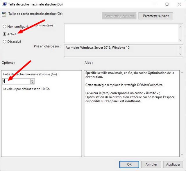 optimiser le cache optimisation de la distribution