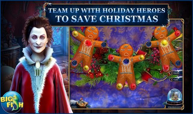 Christmas Stories - meilleur jeu de Noël pour iPhone