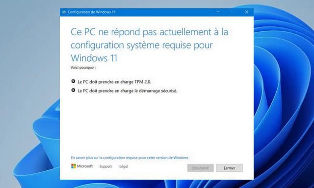 Comment activer TPM et Secure Boot pour Windows 11