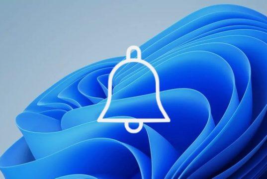Comment désactiver les notifications dans Windows 11