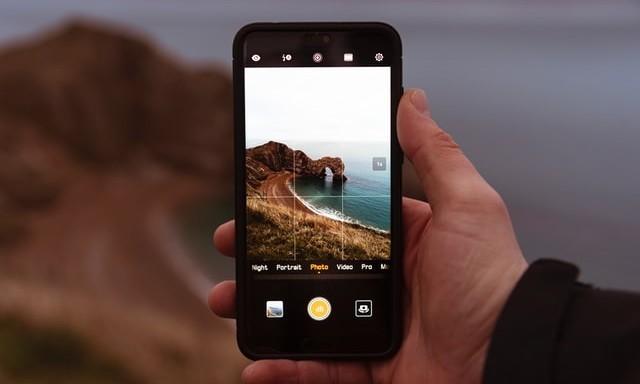 Comment enregistrer des photos au format JPG sur iPhone
