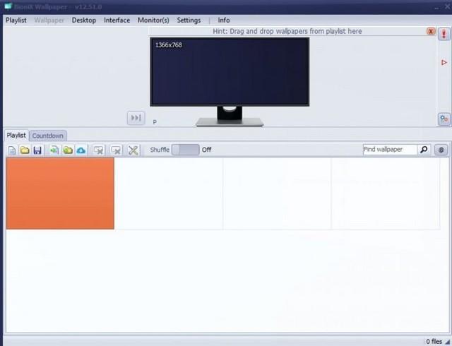 Comment utiliser un GIF animé comme fond d'écran