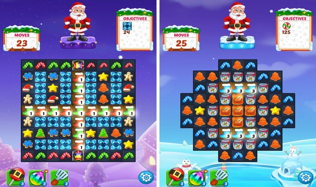 Cookie de Noël - meilleur jeu pour iPhone