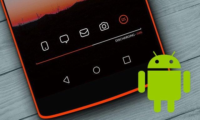Éviter les launchers Android