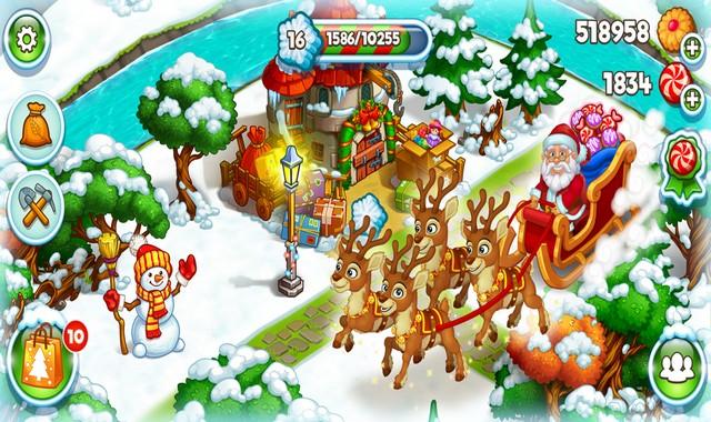 Ferme de Noël du Père Noël