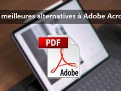 Les meilleures alternatives à Adobe Acrobat