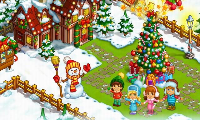 Les meilleurs jeux de Noël pour iPhone et iPad