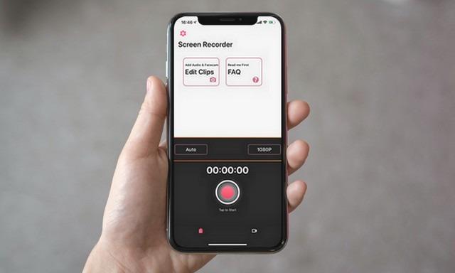 Meilleures applications d'enregistrement d'écran pour iPhone